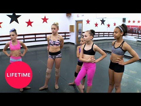 Dance Moms: Abby Flips Out over the Moms' Chart (Season 4 Flashback) | Lifetime