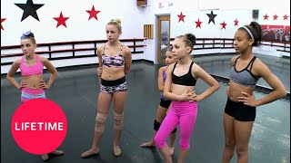 Dance Moms: Abby Flips Out over the Moms
