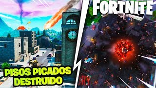 *NEW EVENT* WILL DESTRUCT FORTNITE CHOPPED FLOORS *NEW SECRETS*