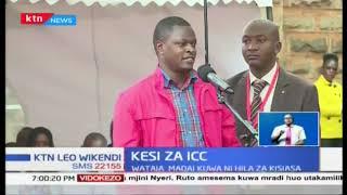 Kesi za ICC: Kuna tetesi kuwa kesi dhidi ya naibu rais Ruto zimefufuliwa