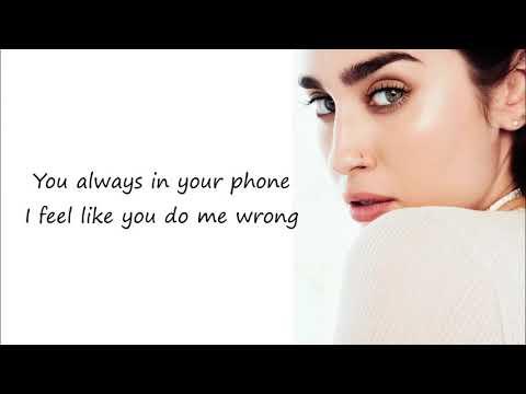 Ty Dolla Sign-In your Phone ft.Lauren Jauregui (Lyrics+Pictures)