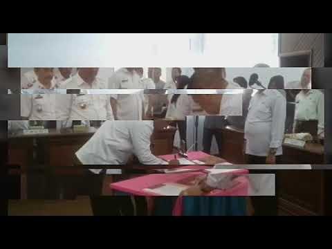 Video : Sekda Lantik Pejabat Eselon II Dan III Pemkab Kep. Selayar