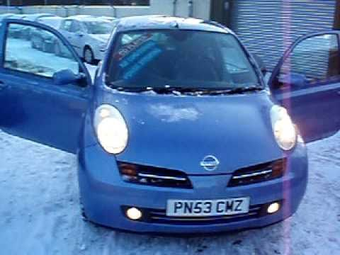 wirral small cars 53 nissan micra 1 4 sx youtube. Black Bedroom Furniture Sets. Home Design Ideas