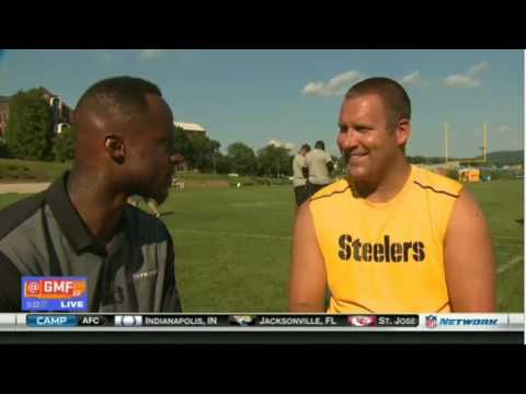Good Morning Football | Ben Roethlisberger Entering 14th Season With Steelers