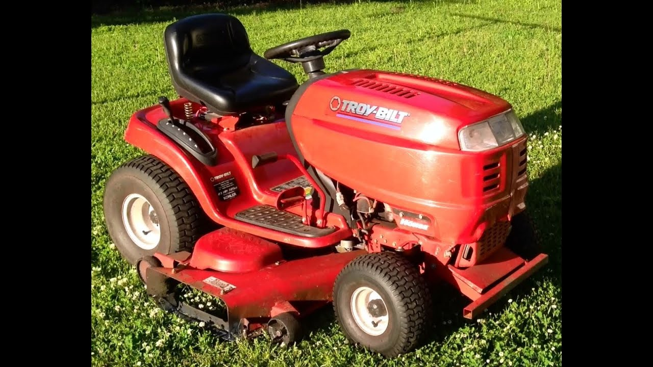 2006 Troy Bilt Horse 50 Riding Mower Most Boring Video Ever Mtd 211360 Parts List And Diagram Ereplacementpartscom