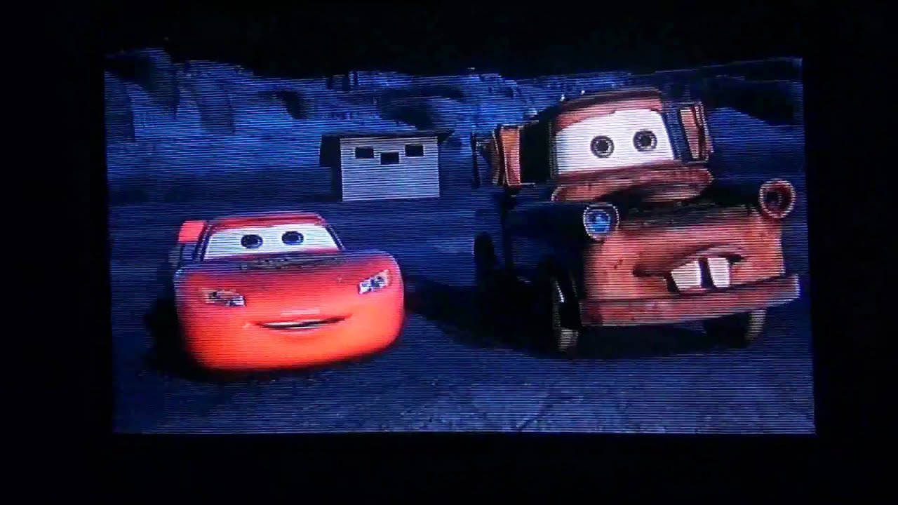 pixar cars macqueen and mater lost video youtube