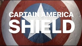 Captain America Shield - How to clean after Halloween party