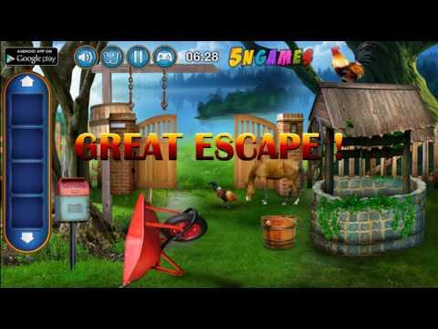 Can You Escape Farmhouse Walkthrough - 5ngames
