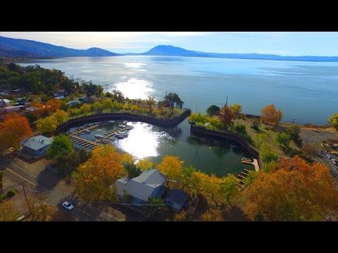 Holiday Harbor Marina  by Douglas Thron drone aerial real estate videos