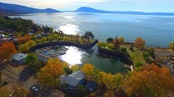 Holiday Harbor Marina  by Douglas Thron drone aerial real estate videos