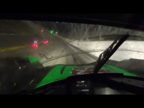 IMSA SportsCar Championship 2017. Rolex 24 At Daytona. Brendon Hartley Crash