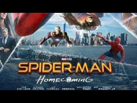 download Spider-Man Homecoming (English) 1 full movie in hindi