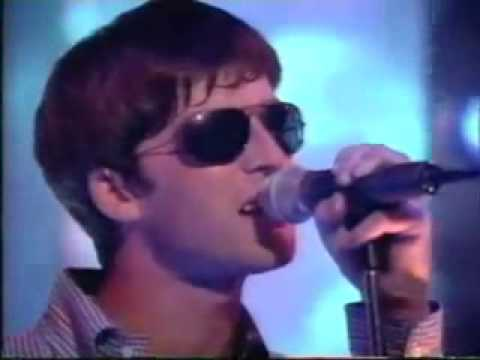 Oasis - Roll With It Top Of The Pops