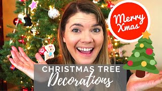 CHRISTMAS TREE Decorations // Christmas Motivation // Cleaning Mom