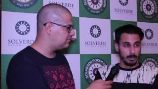 Tiago Branco Lidera Dia 1 da Etapa #11 da Solverde Poker Season