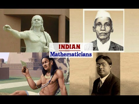 10 Indian mathematicians who changed the world by their discoveries