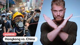 De slag om Hongkong