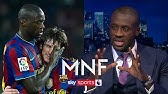 Yaya Toure picks incredibly attacking Ultimate XI of players he has played with!   MNF