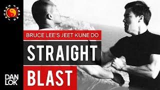Bruce Lee JKD Straight Blast