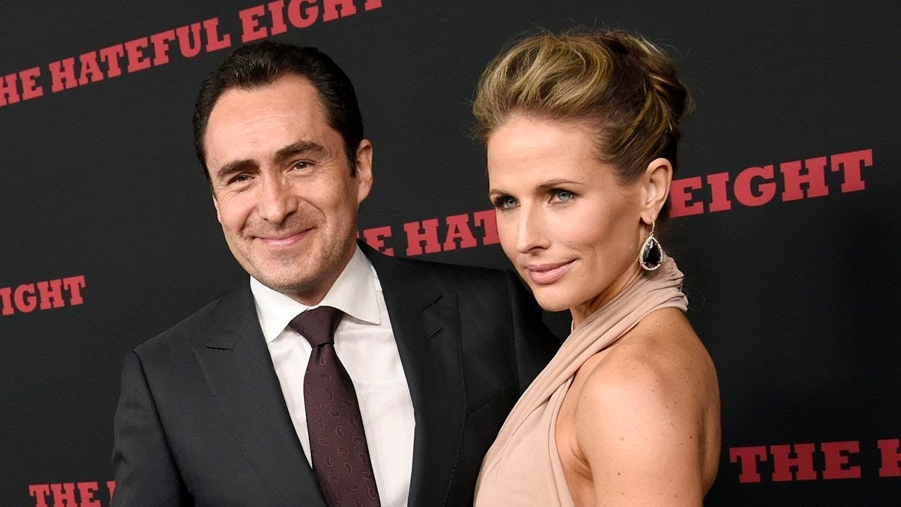 Stefanie Sherk, Model and Actress Wife of Oscar Nominee Demian Bichir, Dies at 37