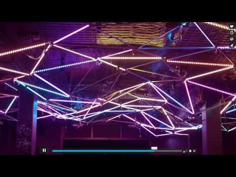 Light Installations with TouchDesigner - Stefan Kainbacher