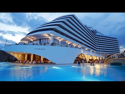 Titanic Beach Lara Resort Hotel - Antalya, Turkey