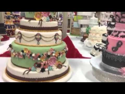 Cake competition Florida Strawberry Festival 2016