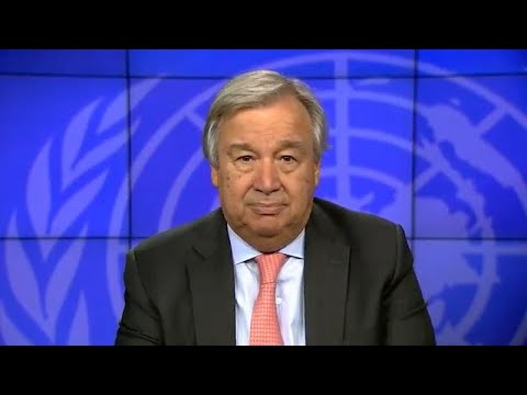 United Nations Day - António Guterres (UN Secretary-General) Mp3