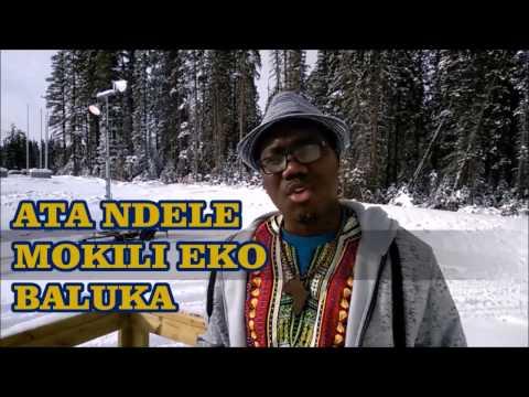 Mokili eko Baluka Kala Te  Suka na Sekele ya Mindele Na Kongo