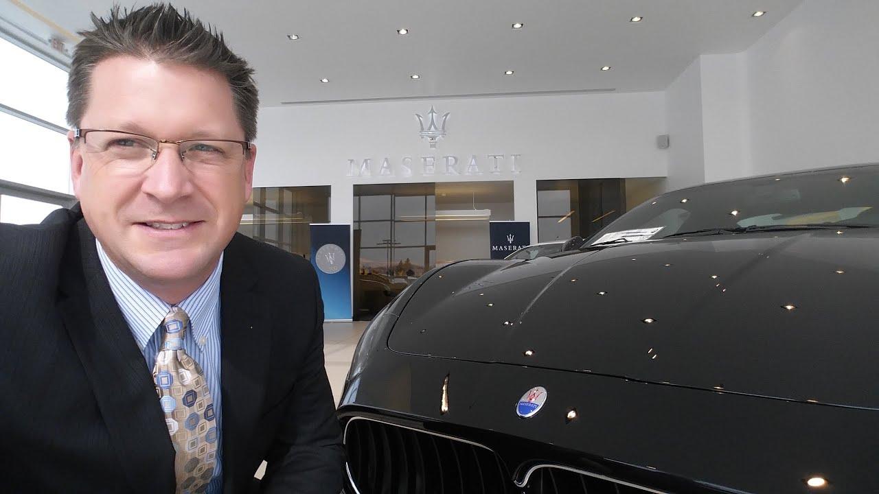 Maserati Walk-around 2015 GT Sport Coupe Zeigler Maserati of ...