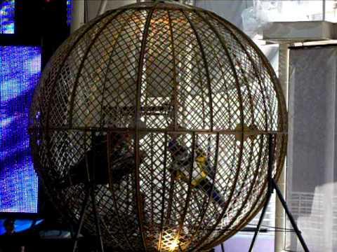 Matt Hoffman's Aggro Circus - Ball of Death!