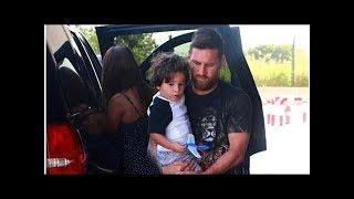 Las vacaciones de Messi post mundial - Noticias
