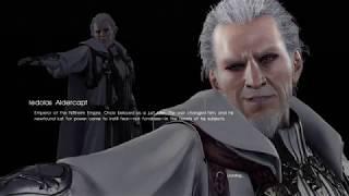 FINAL FANTASY XV - PC 4K GAMEPLAY - Gamescom 2017