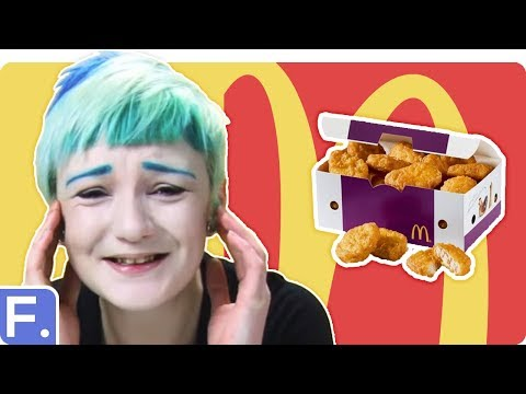 People Try McDonald's For The First Time