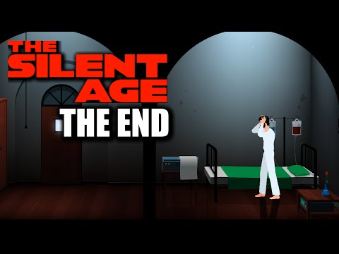 The Silent Age - The End - Gameplay Walkthrough