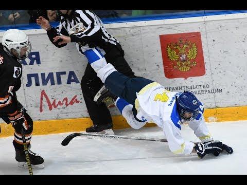 ХОККЕЙ. Казахстан - Россия (ДВФО) / Матч за 3 место