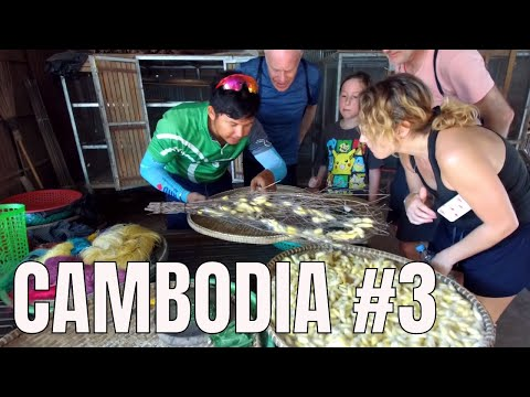 Phnom Penh Cambodia Travel 🚲 Must Do Bike Tour (2018)