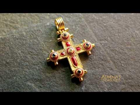 A tease of Damaskos greek jewelry