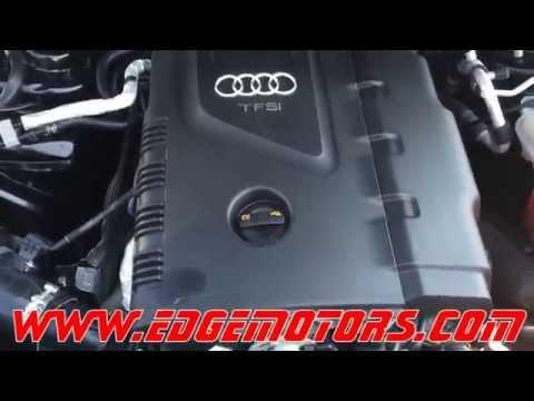 Audi A4 Q5 A6 vw Jetta Passat Tiguan 2.0T TFSI motor PCV Valve replacement DIY by Edge Motors