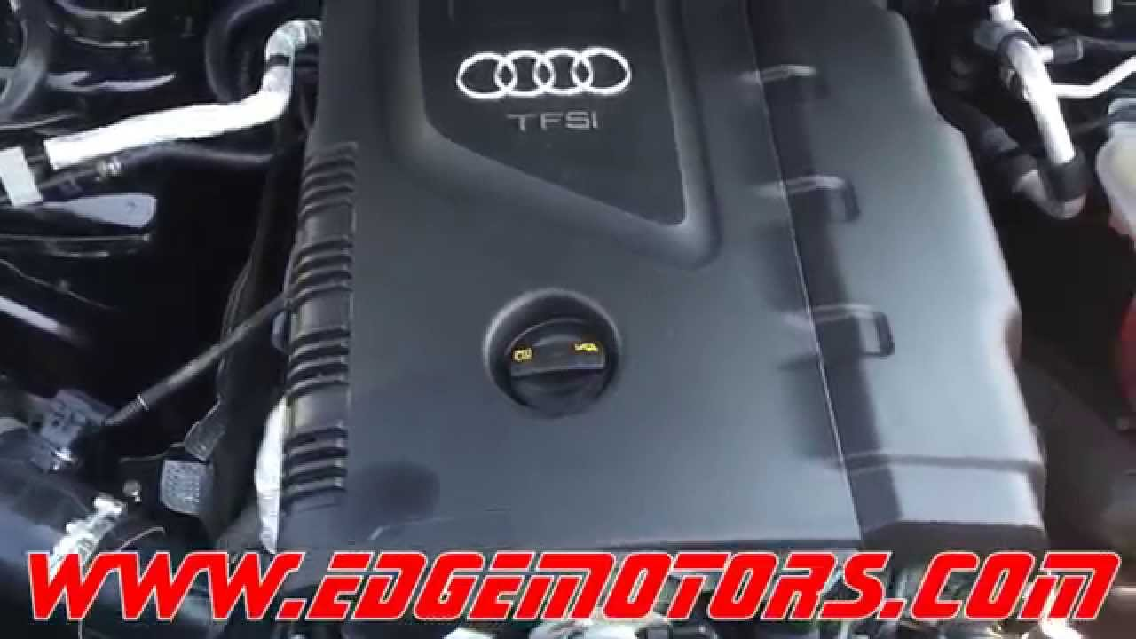 Audi A4 Q5 A6 vw Jetta Passat Tiguan 2.0T TFSI motor PCV Valve replacement DIY by Edge Motors ...