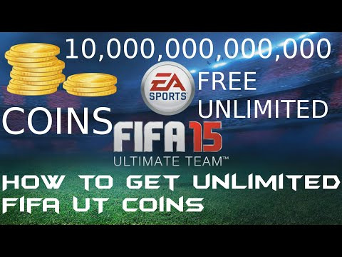Fifa 15 Ultimate Team How To Get Unlimited Coins Hack   Free Coins  ROOT  