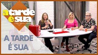A Tarde é Sua (11/09/19) | Completo