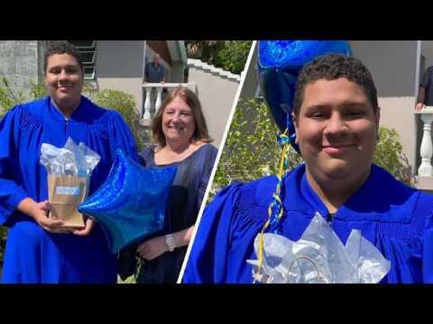 MSA Graduation Road Trip, June 2020