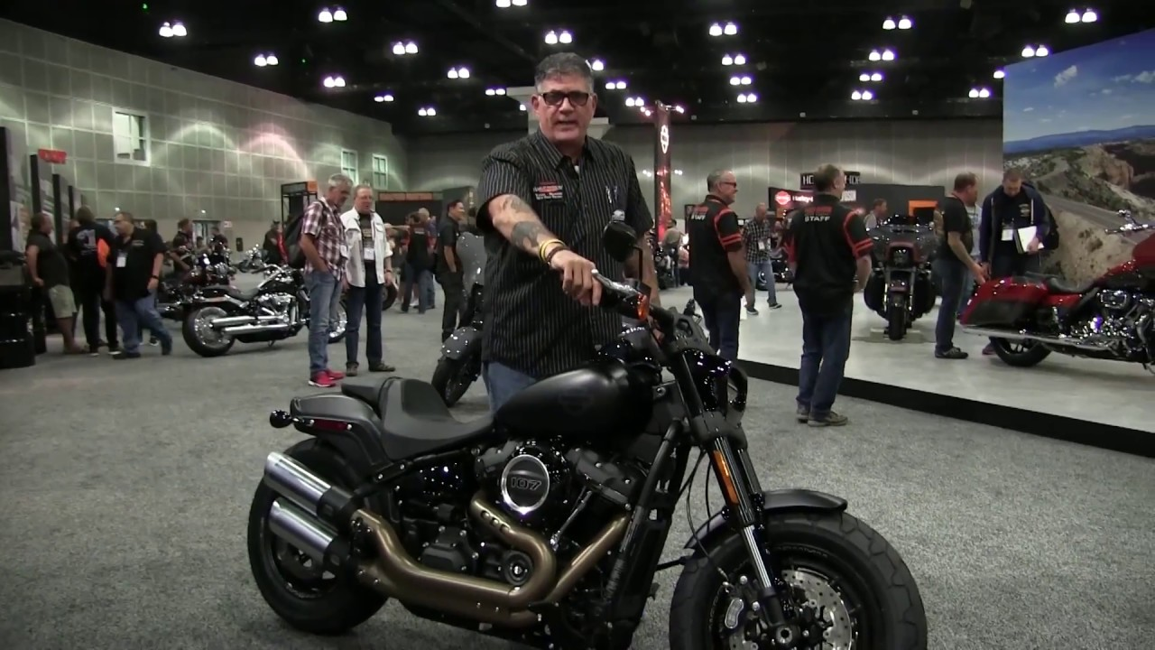 Harley davidson fat bob 2019