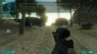 Ghost Recon Advanced Warfighter 2 on 9300GS (Full HD)