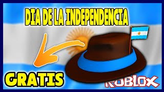 FEDORA ARGENTINA ROBLOX FREE *INDEPENDENCE DAY*