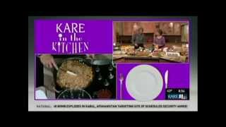Getting to Know Gluten: Delicious Gluten-Free Meals (12/10/13 on KARE 11)