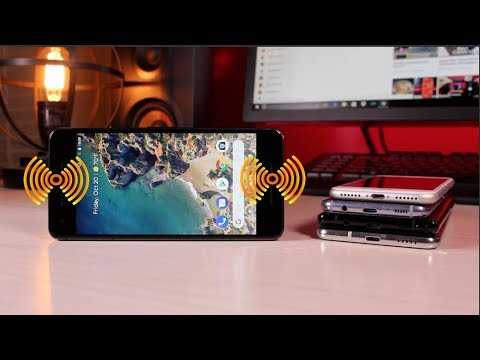 Google Pixel 2 XL Front Facing Speakers Review VS iPhone 8, Note 8, LG V30