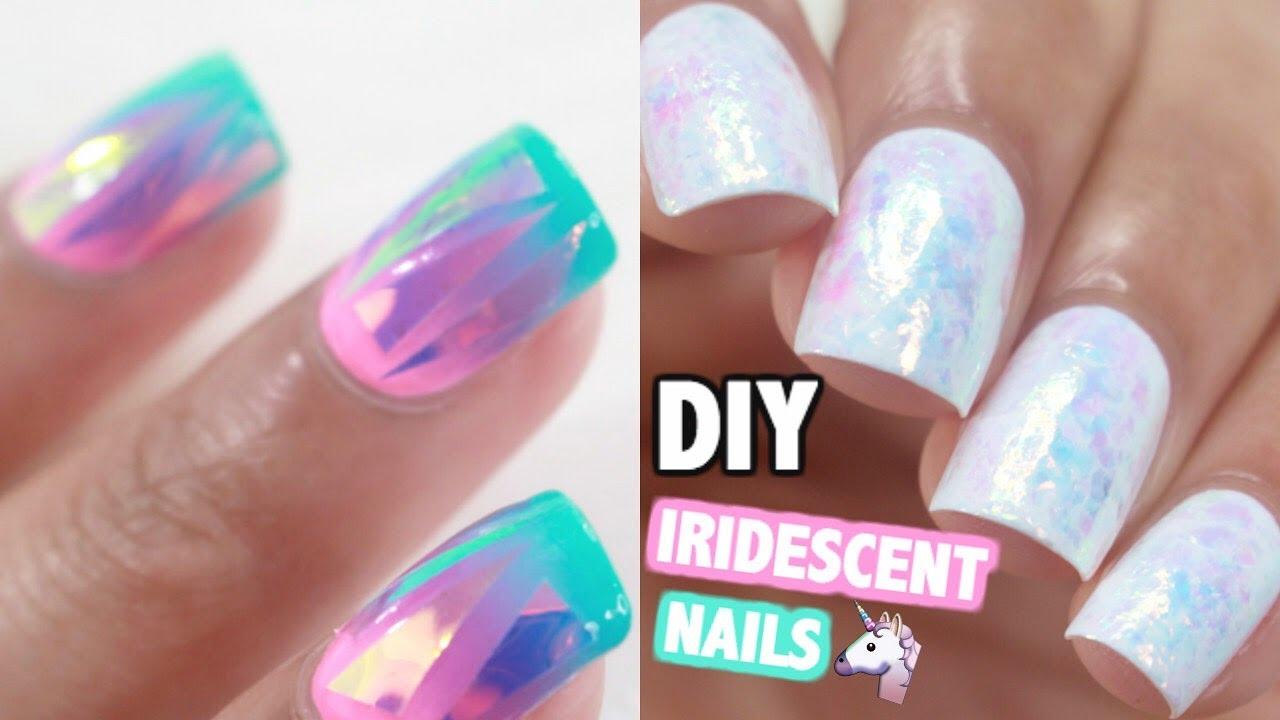 diy 7 easy ways iridescent