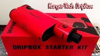 KANGERTECH DRIPBOX Starter Kit - Bottom Feeder a basso costo